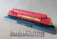 1/160 Class 37 by Locomotives of the World