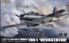 Great Wall L4809 1/48 Douglas TBD-1 Devastator (Wake Island 1942)