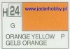 Mr.Hobby 024 (Gunze Sangyo) Aqueus  Hobby Color Color  - H24 ORANGE YELLOW