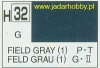 Mr.Hobby 032 (Gunze Sangyo) Aqueus  Hobby Color Color  - H32 FIELD GRAY (1)
