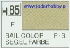 Mr.Hobby 085  (Gunze Sangyo) Aqueus  Hobby Color Color  - H85 SAIL COLOR