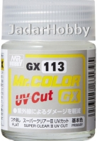 Mr.Hobby GX-113 Super Clear III UV Cut Flat