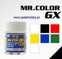Mr.Color GX6 (Gunze Sangyo) Morre Green