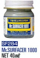 Mr.Hobby SF284 Mr.Surfacer 1000 40ml