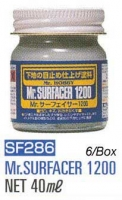 Mr.Hobby SF286 Mr.Surfacer 1200 40ml