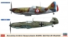 Hasegawa 02332 1/72 Dewoitine D.520 & Messerschmitt Bf109E 'Battle of France'