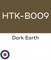 Hataka Hobby HTK-B009 Dark Earth (10ml)
