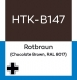 Hataka Hobby HTK-B147 Rotbraun (Chocolate Brown, RAL 8017) (10ml)