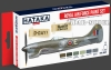 Hataka Hobby HTK-AS07 Royal Air Force (paint set 6 x 17ml)