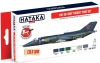 "Hataka Hobby HTK-AS111 Yak-38/38M ""Forger"" (paint set 6 x 17ml)"