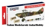 Hataka Hobby HTK-AS15 Swiss Air Force Paint Set (WW2 period) (zestaw 8 x 17ml)