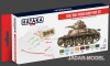 Hataka Hobby HTK-AS21 Early WW2 French Army  (zestaw 8 x 17ml)