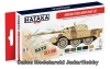 Hataka Hobby HTK-AS25 HTK-AS25 Modern French Army paint set (paint set 6 x 17ml)