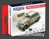 Hataka Hobby HTK-AS38 German AFV Winter Camo (zestaw 4 x 17ml)