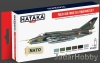 Hataka Hobby HTK-AS47 Polish Air Force Su-22M4 paint set (6 x 17ml)