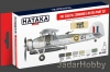 Hataka Hobby HTK-AS49 RAF Coastal Command & RN FAA paint set (6 x 17ml)