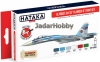 "Hataka Hobby HTK-AS83  ""Ultimate Su-33 ""Flanker-D"" (paint set 6 x 17ml)"