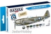 "Hataka Hobby HTK-BS04.2 ""US Army Air Force "" (paint set 6 x 17ml)"