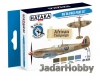 Hataka Hobby HTK-BS08 RAF in Africa (paint set 4 x 17ml)