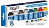 Hataka Hobby HTK-BS100 Scale modeling basic colours set- (paint set 8 x 17ml)