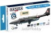 "Hataka Hobby HTK-BS46 ""Polish Navy / Air Force TS-11 "" (paint set 6 x 17ml)"