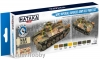 "Hataka Hobby HTK-BS69 ""WW2 Imperial Japanese Army AFV ""- (paint set 8 x 17ml)"