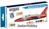"Hataka Hobby HTK-BS70 ""Modern Royal Air Force vol. 3"" (paint set 8 x 17ml)"