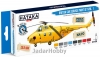 "Hataka Hobby HTK-BS98 ""British SAR Service  vol. 1"" (paint set 8 x 17ml)"