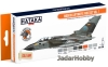 Hataka Hobby HTK-CS48 Modern Luftwaffe  vol.1 (paint set 8 x 17ml)