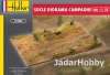 Heller 81254 1/35 Socle Diorama Campagne