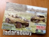 Hero H35003 1/35 Schwimmwagen Type 166 with MG34 or Canvas Cover (2 in 1)