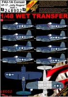 "HGW 248902 1/48 F4U-1A VF-17 ""Jolly Rogers"" Part 1"