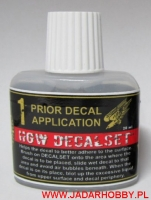 HGW 50001 DECALSET - PRIOR DECAL APPLICATION (20ml)