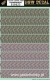 HGW DECAL 548023 4 Colour LOZENGE-FADED  / Transparent (1/48)