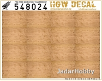 HGW DECAL 548024 1/48 Pine Tree - Natural Tone