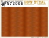 HGW DECAL 572006 1/72 Dark Wood - Transparent