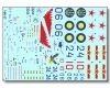 Hi-Decal 48003 1/48 SU-27 Flanker B