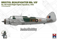 Hobby 2000 72003 1/72 Beaufighter Mk. VIF 307 Polish Sq (Limited Edition)