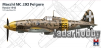 Hobby 2000 72007 1/72 Macchi MC.202 Russia 1942 (Limited Edition)