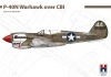 Hobby 2000 48002 1/48 72 P-40N Warhawk Over CBI (China, Burma, India)