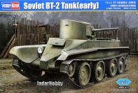 Hobby Boss 84514 1/35 Soviet BT-2 Tank (early)