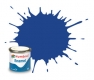 Humbrol 025 - Blue Matt - 14ml Enamel Paint