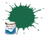 Humbrol 030 - Dark Green Matt - 14ml Enamel Paint