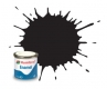 Humbrol 033 - Black Matt - 14ml Enamel Paint