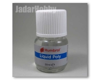 Humbrol AE2500 - Liquid Poly (klej, butelka 28ml)