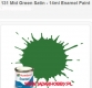 Humbrol 131 - Mid Green Satin - 14ml Enamel Paint