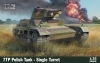 IBG 35069 1/35 7TP Polish Tank - Single Turret