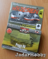 First to Fight PL1939-30 1/72 Praga RV, 1939