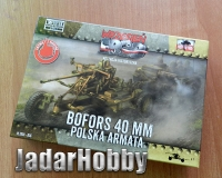 First to Fight PL1939-36 1/72 Polish Bofors 40mm