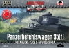 First to Fight PL1939-39 1/72 Panzerbefehlswagen 35(t) - German command tank